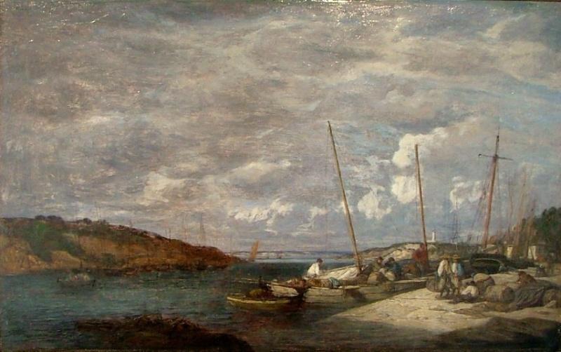 PEINTURE FRANCAISE: un mouvement, un peintre, une oeuvre 1_1_2211