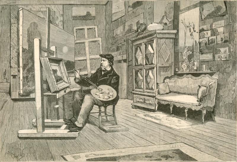 PEINTURE FRANCAISE: un mouvement, un peintre, une oeuvre - Page 2 1_a_1012