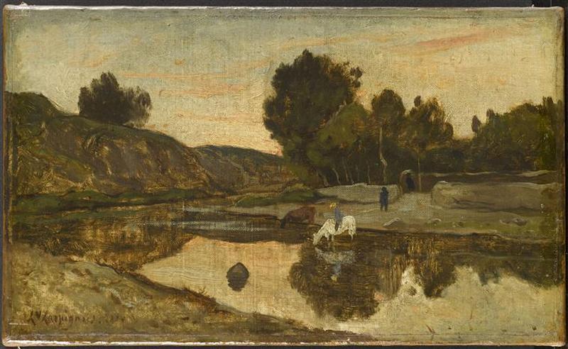 PEINTURE FRANCAISE: un mouvement, un peintre, une oeuvre - Page 2 1_a_1490