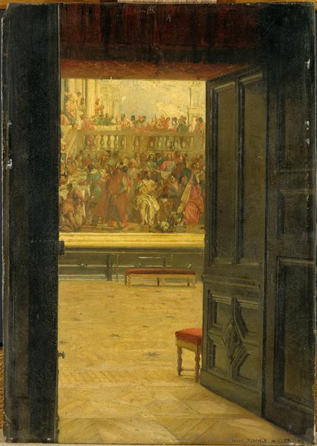 Le Louvre, ses fantômes et ses stars - Page 4 1_a_a929