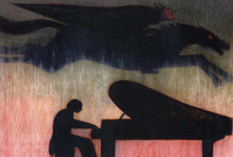 MUSIQUE: musiciens en peinture , en sculpture,... - Page 2 A_chop12