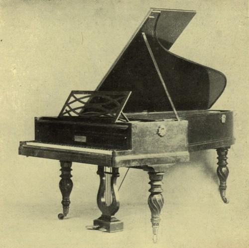 MUSIQUE: musiciens en peinture , en sculpture,... - Page 2 Chopin10
