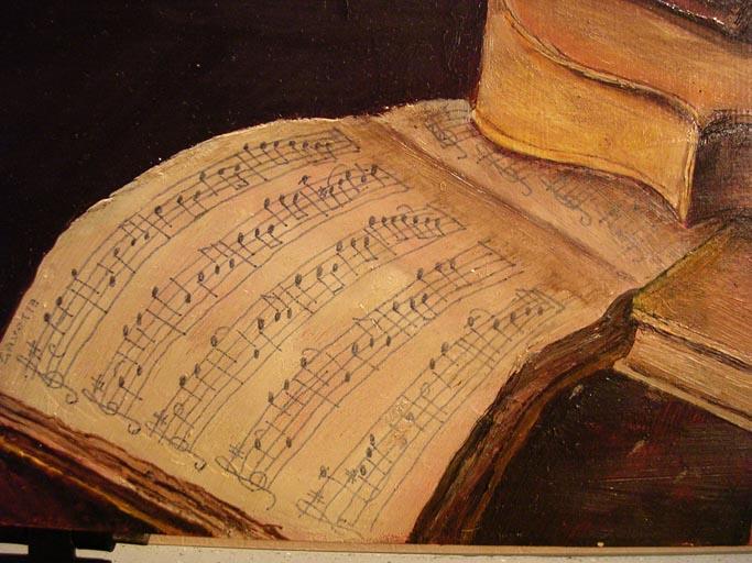 Objets d'art ...et complément ... - Page 7 Clavec17
