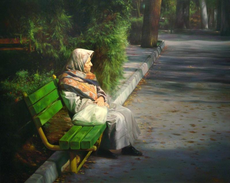 ART IRANIEN Maleki16