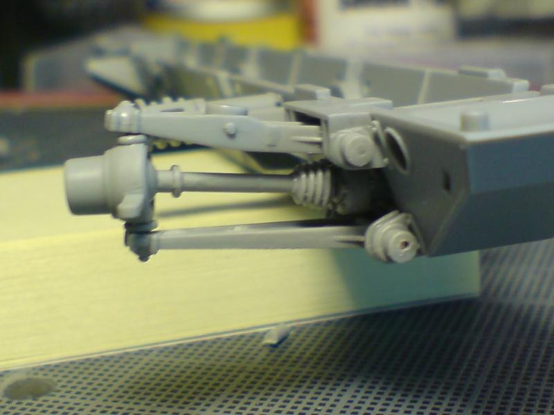 sdkfz - SDKFZ 234 Puma - DRAGON Dsc01311