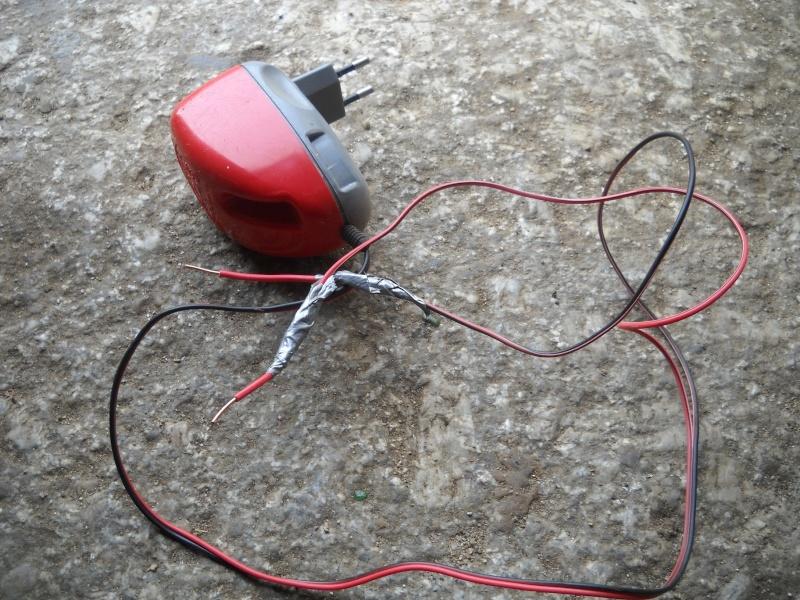 Voltage batterie & cire C110