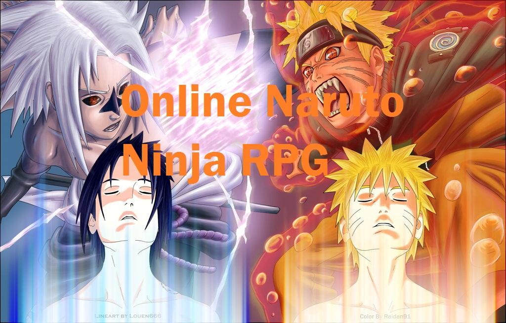 Campeonato Naruto RPG