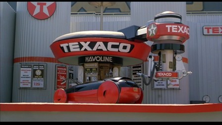 collection retour vers le futur Texaco10