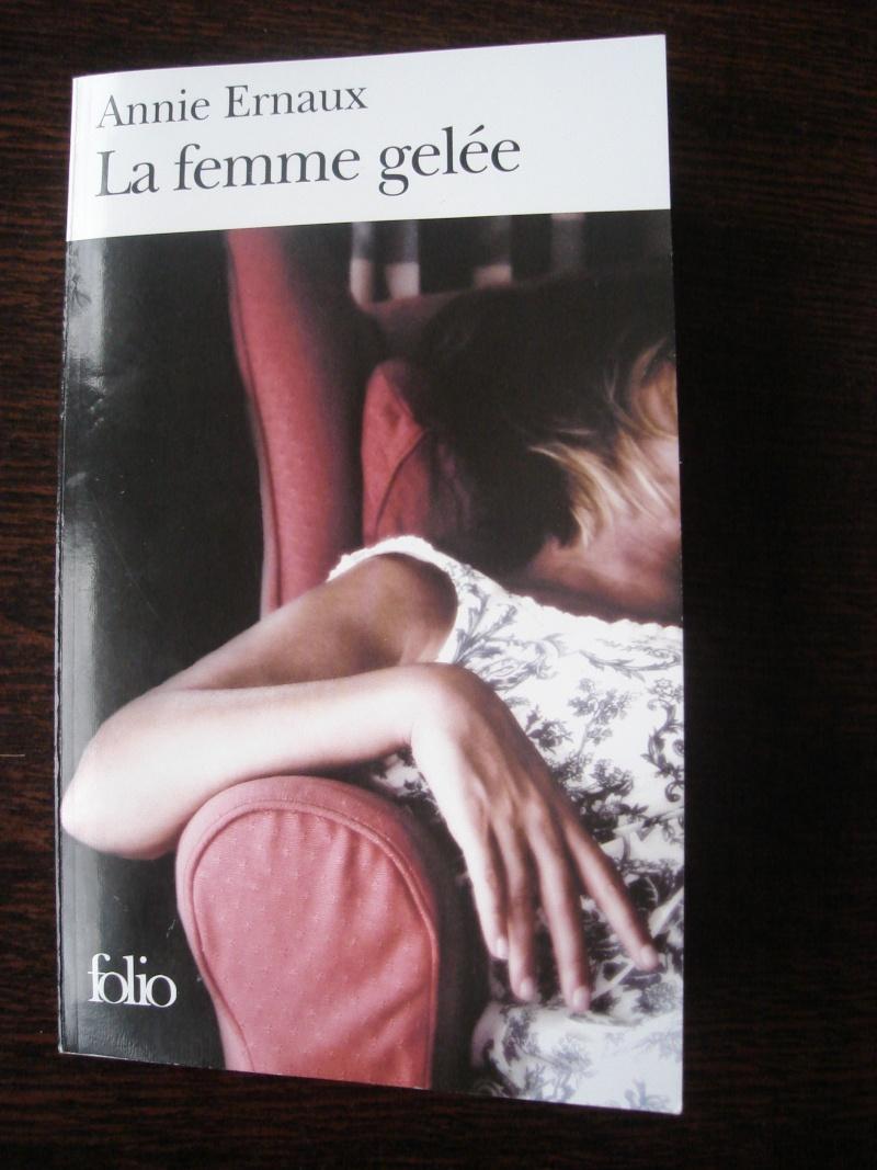 [Ernaux, Annie] La femme gelée Dsc05011