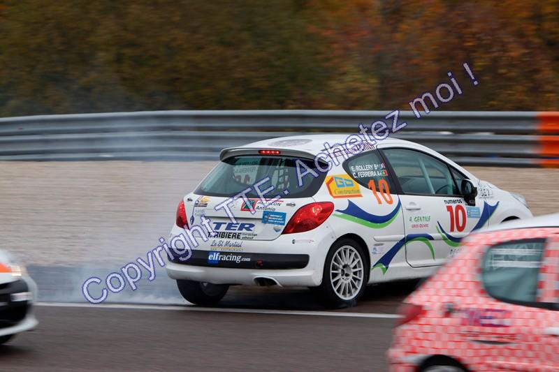 Course Dijon le 5/11 avec HVM RACING Dijon211