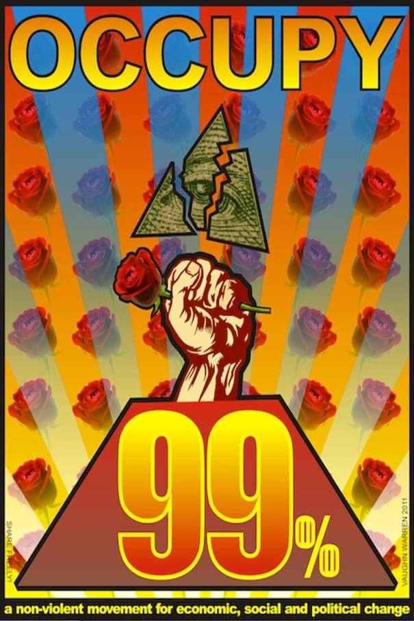 """Comment changer le monde ? Vos """"revendications"""",conseils ? Occupy11"""