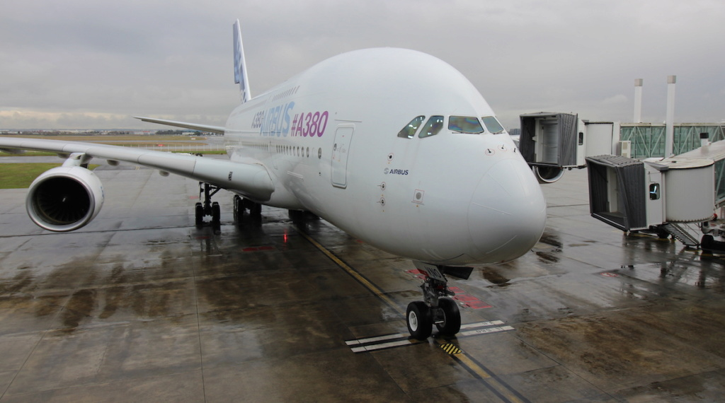 Airbus A 380: c'est fini !  A380-n10