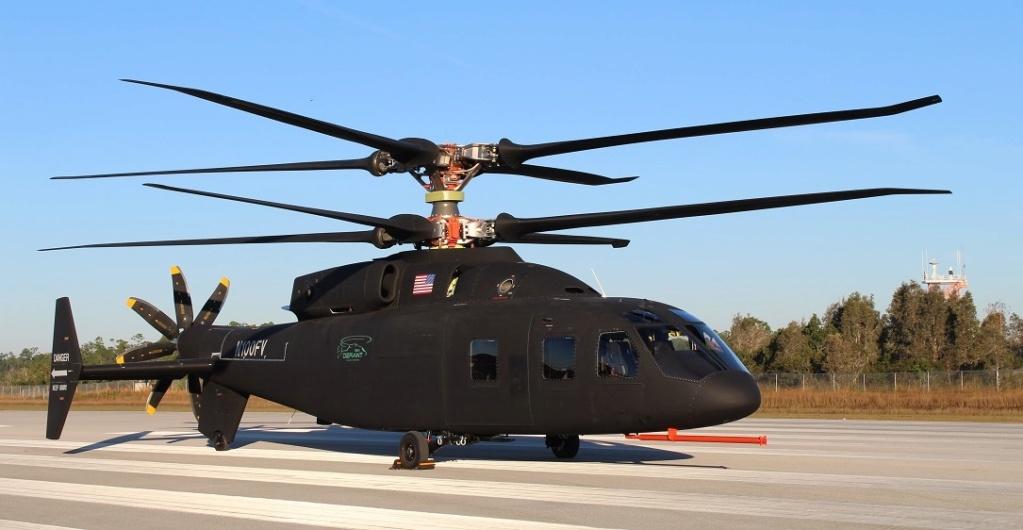 L'helicoptere du futur : deux concepts pour 1 meme resultat Defian11