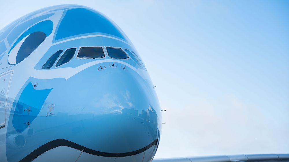 Airbus A 380: c'est fini !  First-10