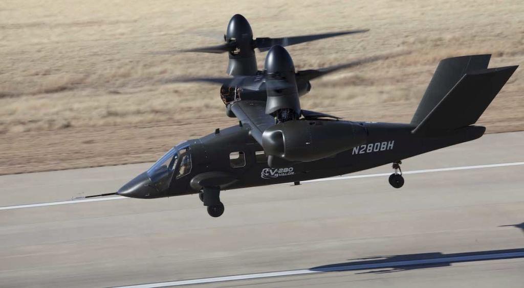 L'helicoptere du futur : deux concepts pour 1 meme resultat Valor_11