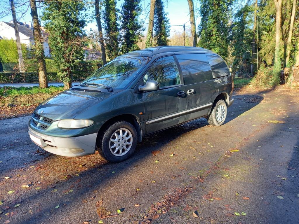 "Dodge (Mini) Ram Van 2.5 TD ""High Roof"" 20201211"