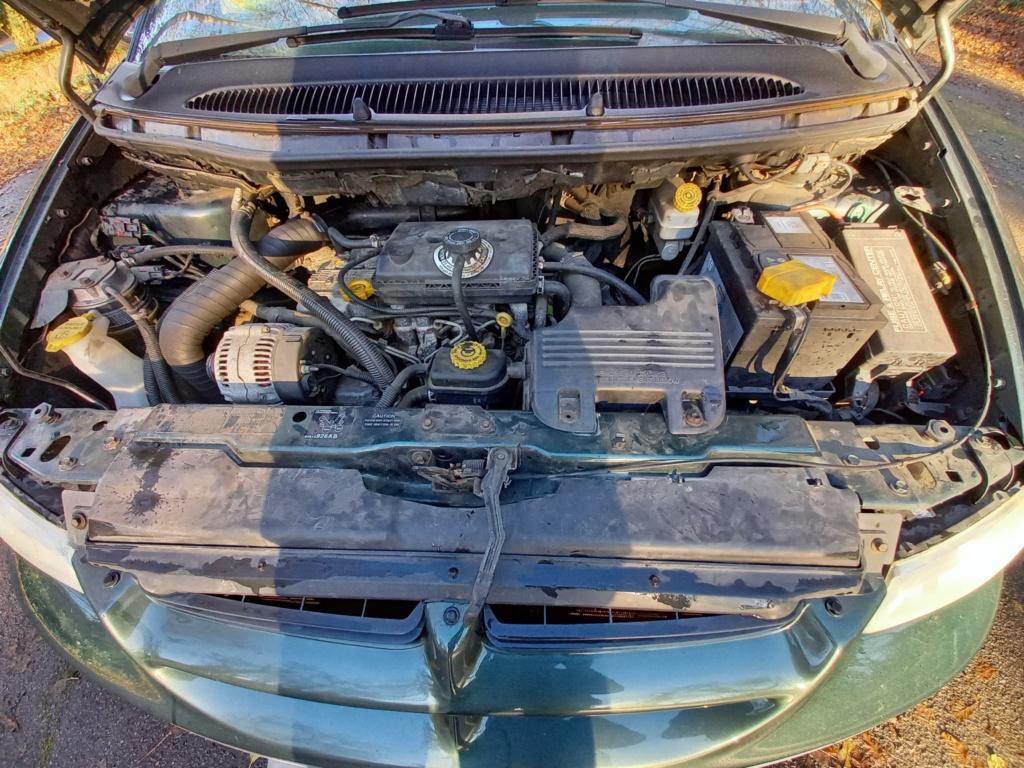 "Dodge (Mini) Ram Van 2.5 TD ""High Roof"" 20201215"