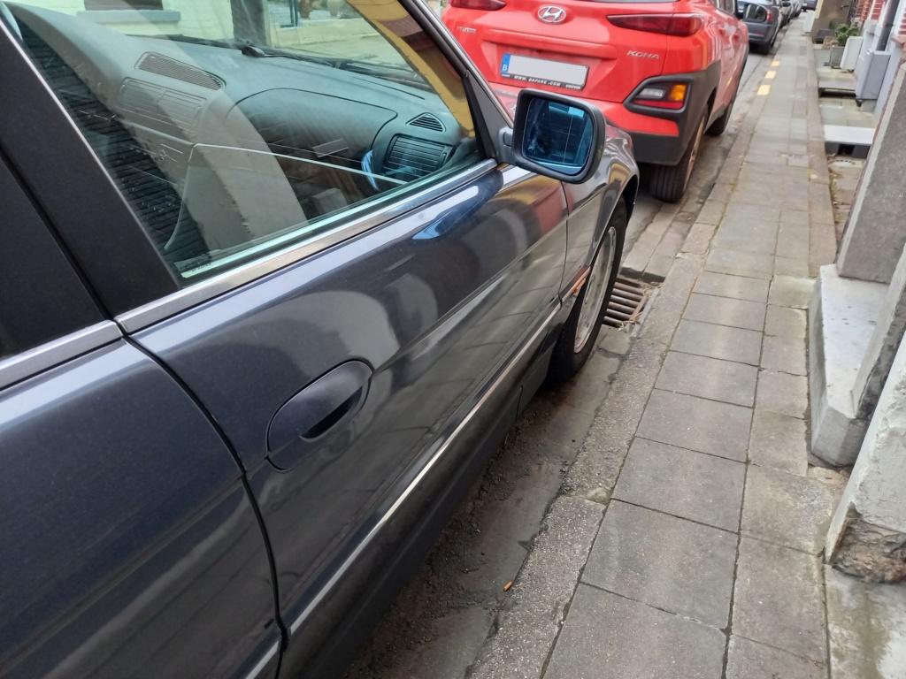 BMW 728i de 1996, Fjordgrau et boîte manuelle. 20210313