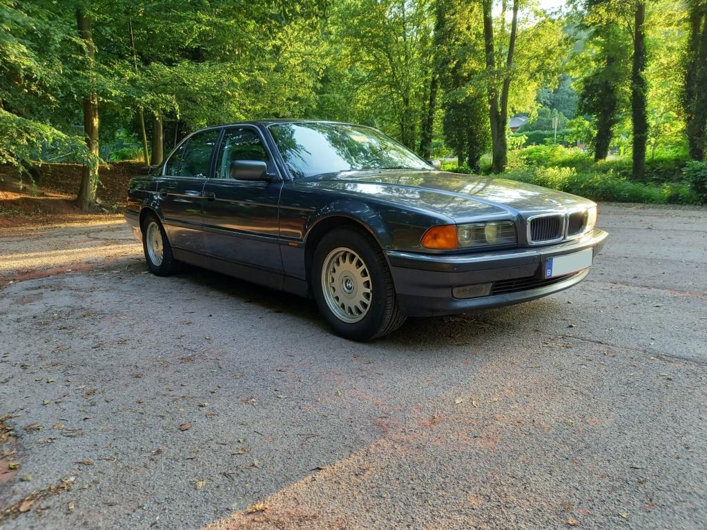 BMW 728i de 1996, Fjordgrau et boîte manuelle. - Page 2 20210711