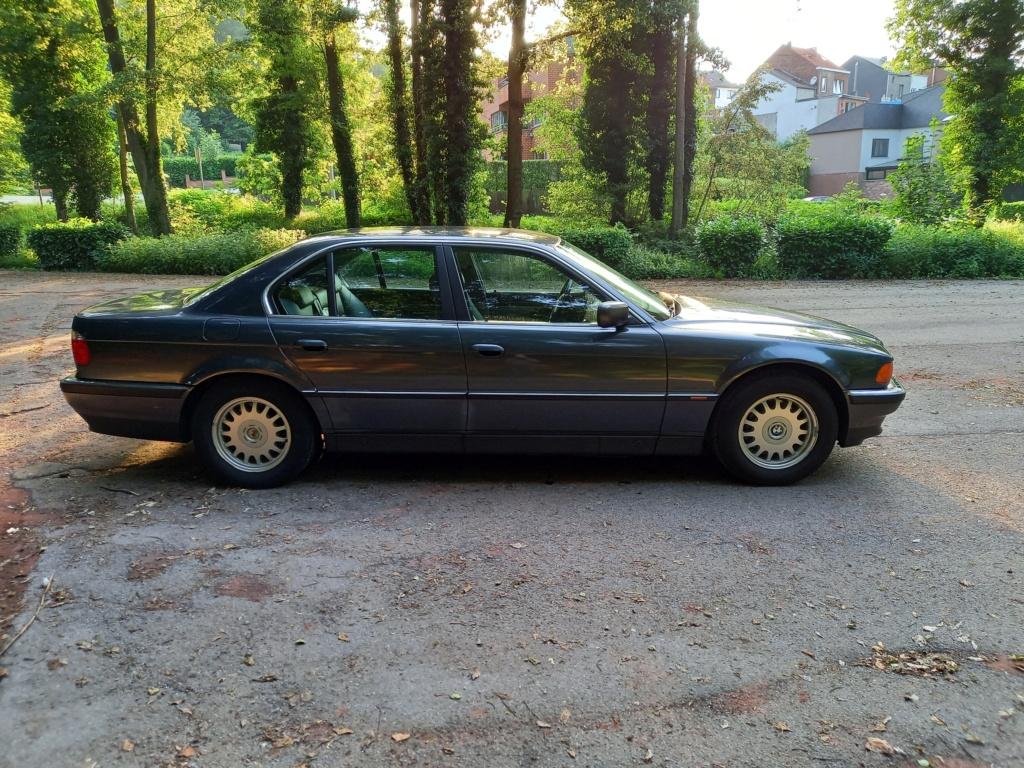 BMW 728i de 1996, Fjordgrau et boîte manuelle. - Page 2 20210712