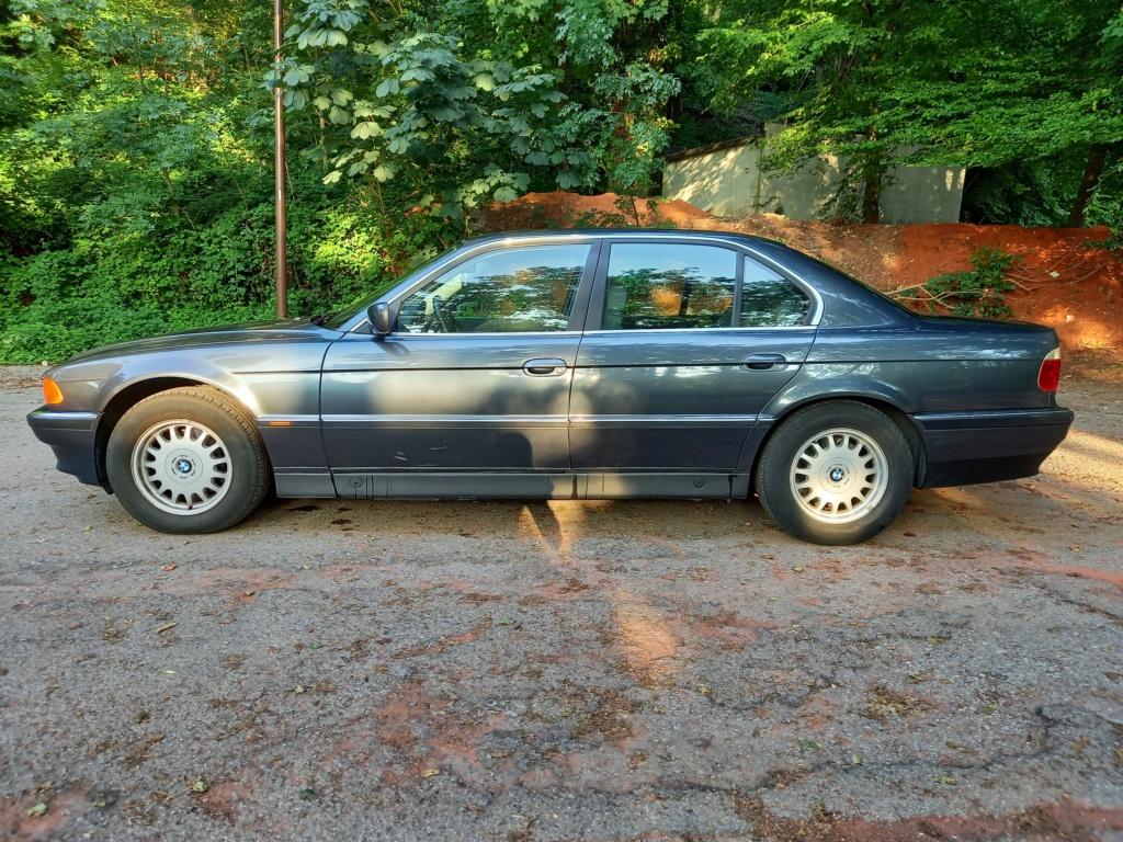 BMW 728i de 1996, Fjordgrau et boîte manuelle. - Page 2 20210715