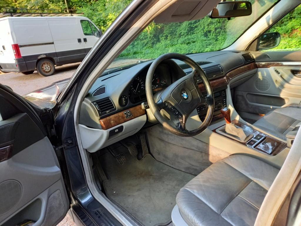 BMW 728i de 1996, Fjordgrau et boîte manuelle. - Page 2 20210717