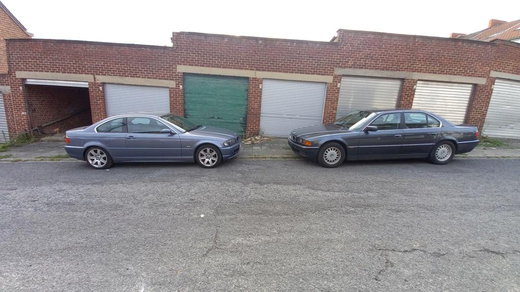 BMW 728i de 1996, Fjordgrau et boîte manuelle. - Page 2 20210810