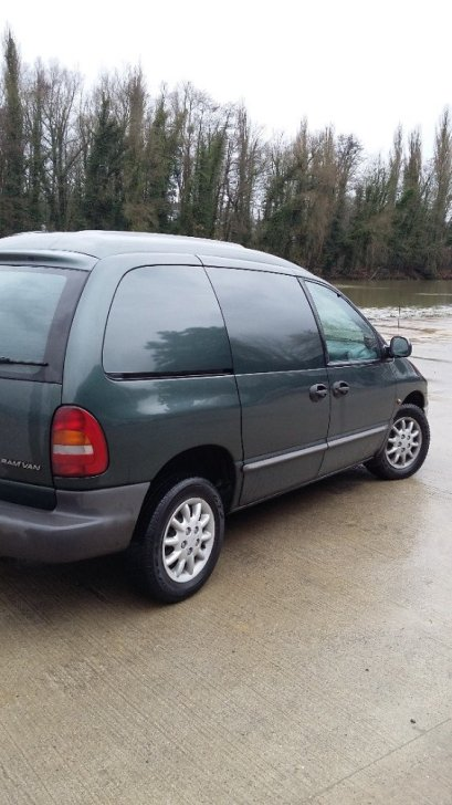 "Dodge (Mini) Ram Van 2.5 TD ""High Roof"" Ramvan12"