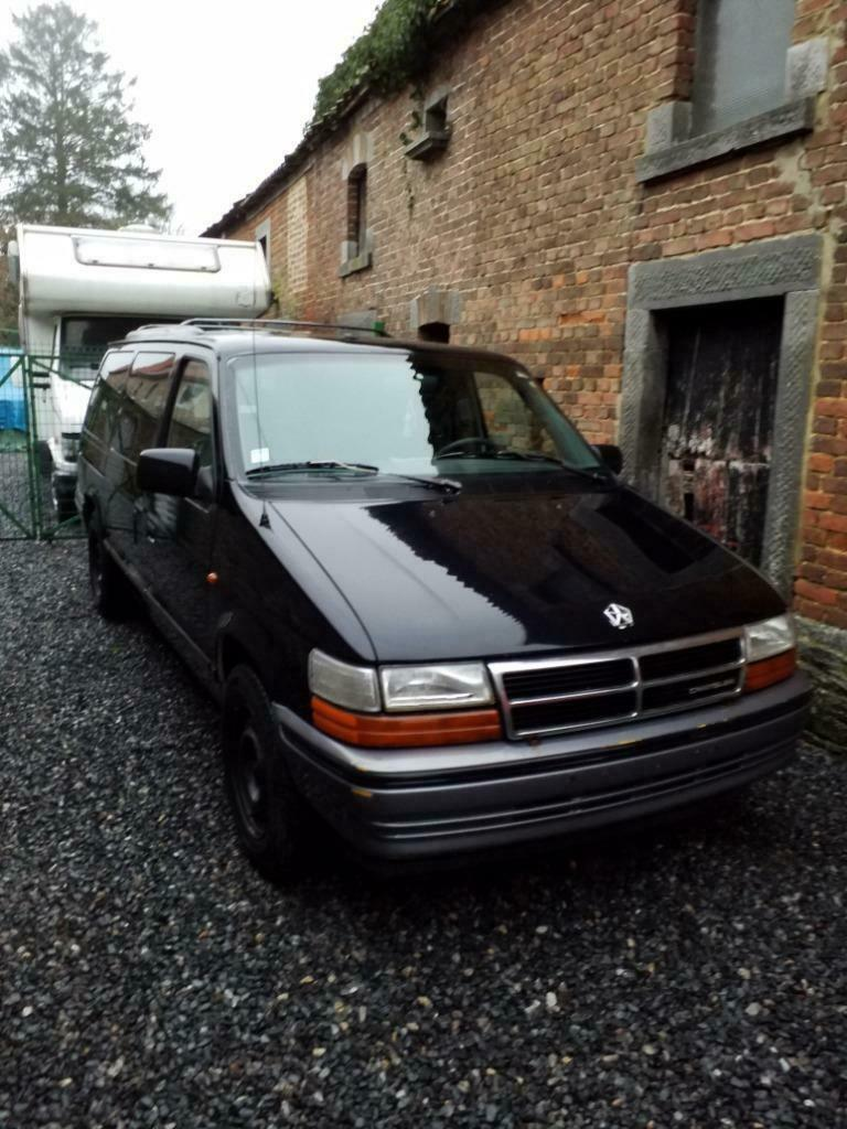 S2 Grand Voyager 2.5TD - Utilitaire 2 places Voy110