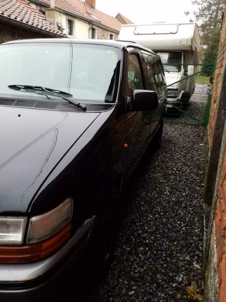 S2 Grand Voyager 2.5TD - Utilitaire 2 places Voy210