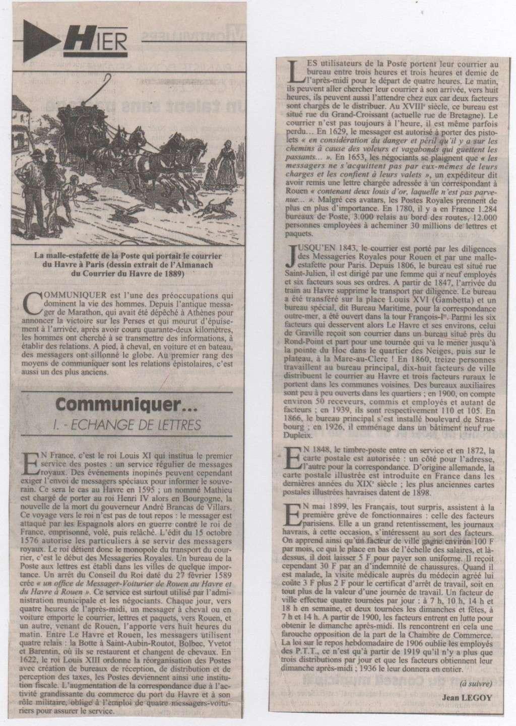 Hier, Le Havre par Jean LEGOY - Page 2 Commun11