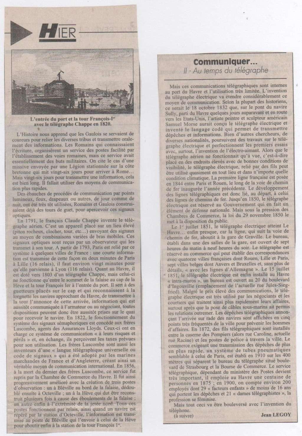 Hier, Le Havre par Jean LEGOY - Page 2 Commun12
