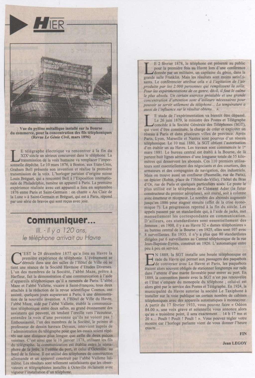 Hier, Le Havre par Jean LEGOY - Page 2 Commun13