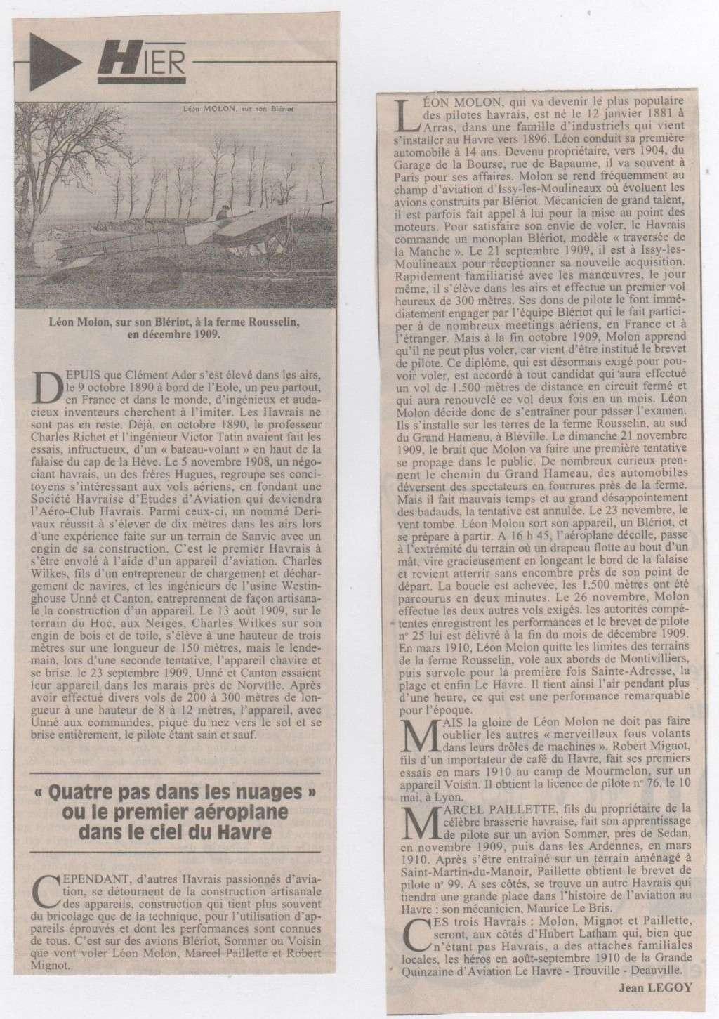 Hier, Le Havre par Jean LEGOY - Page 2 Dans_l10