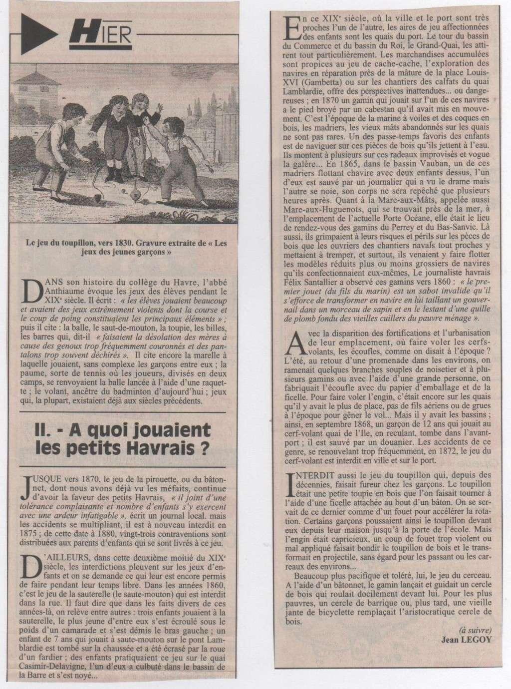 Hier, Le Havre par Jean LEGOY - Page 2 Jean_l61