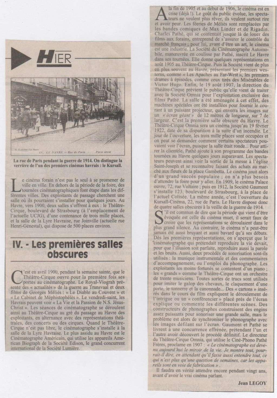 Cinémas et Théâtres de Jean LEGOY Jean_l66