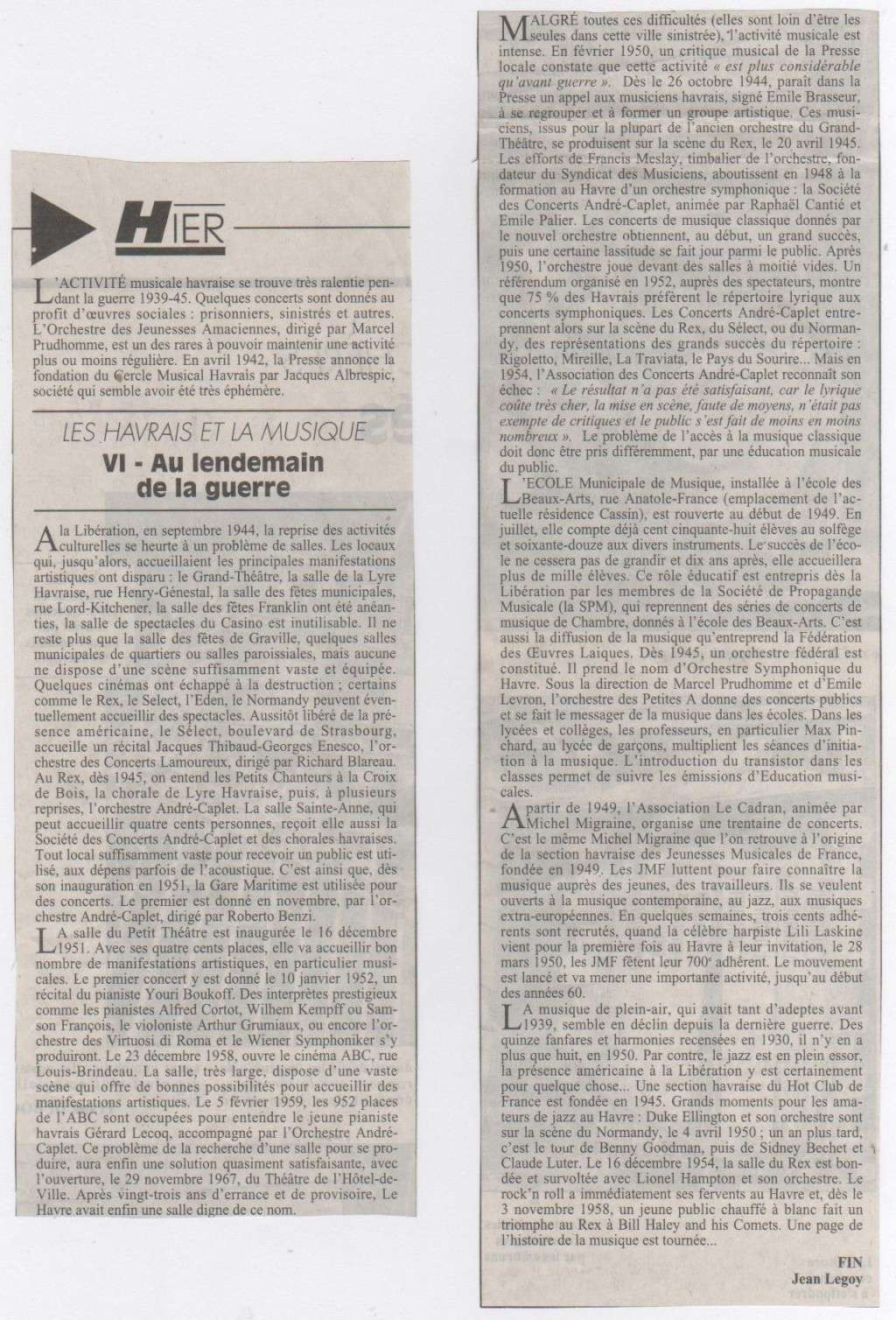 Hier, Le Havre par Jean LEGOY - Page 2 Jean_l83