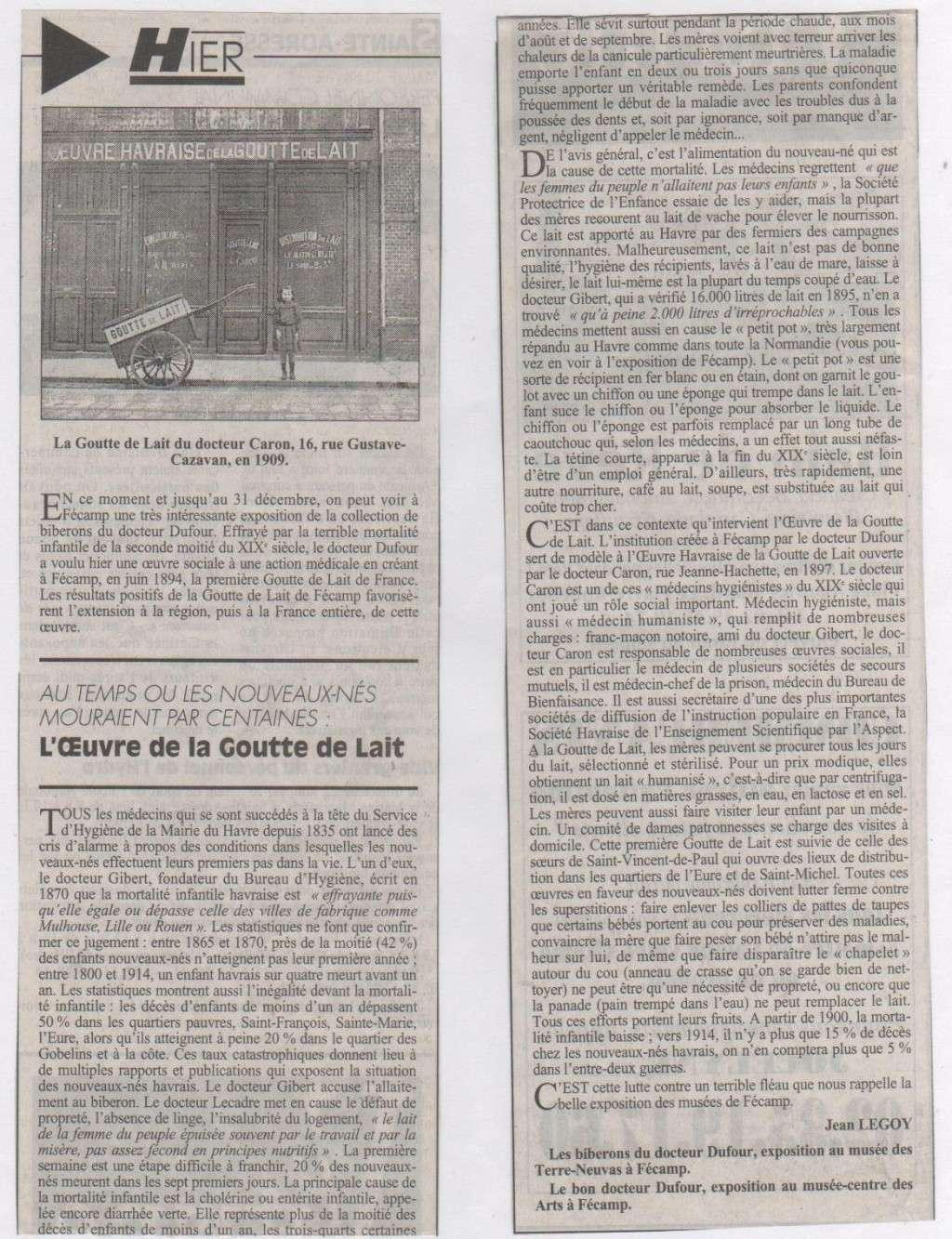Hier, Le Havre par Jean LEGOY - Page 3 La_gou10