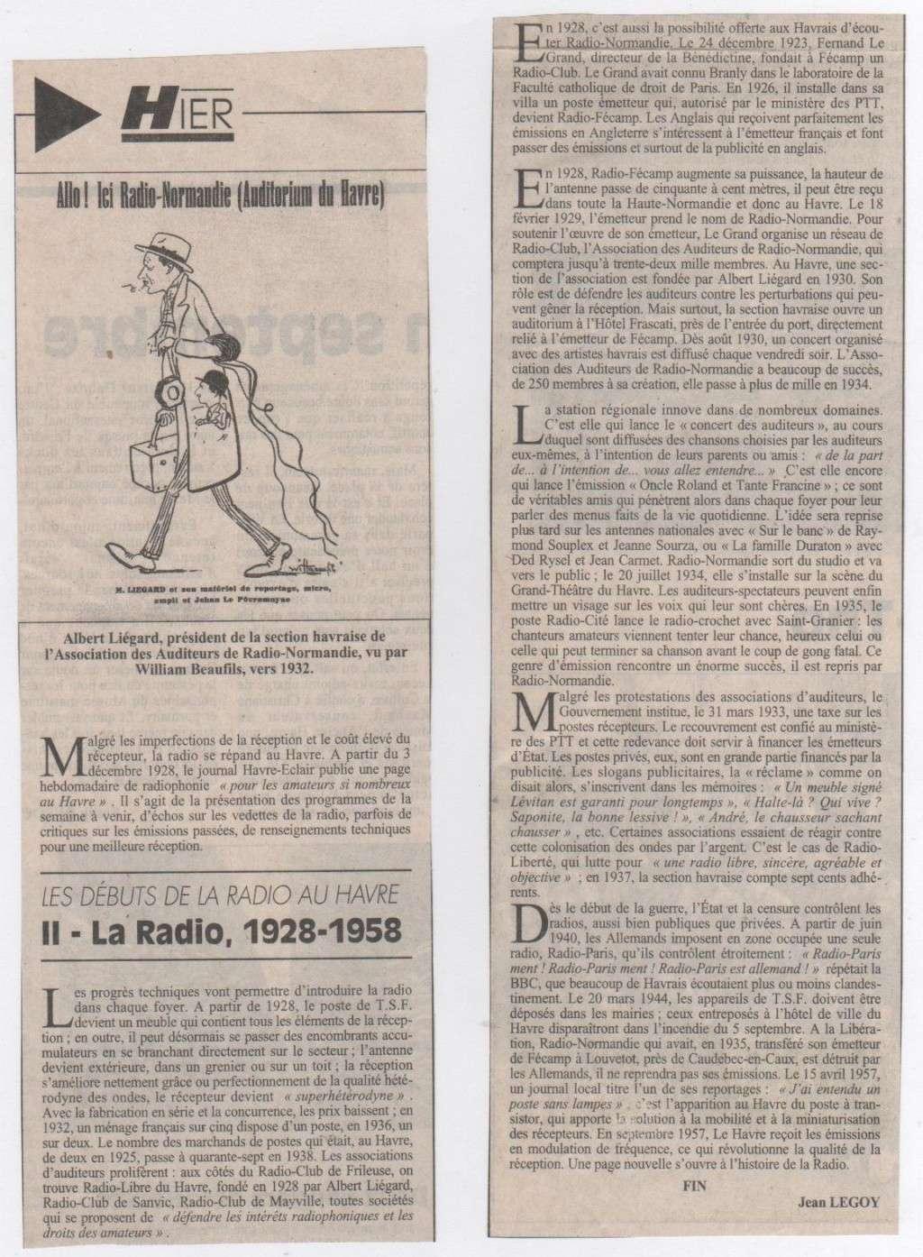 Hier, Le Havre par Jean LEGOY - Page 2 La_rad11