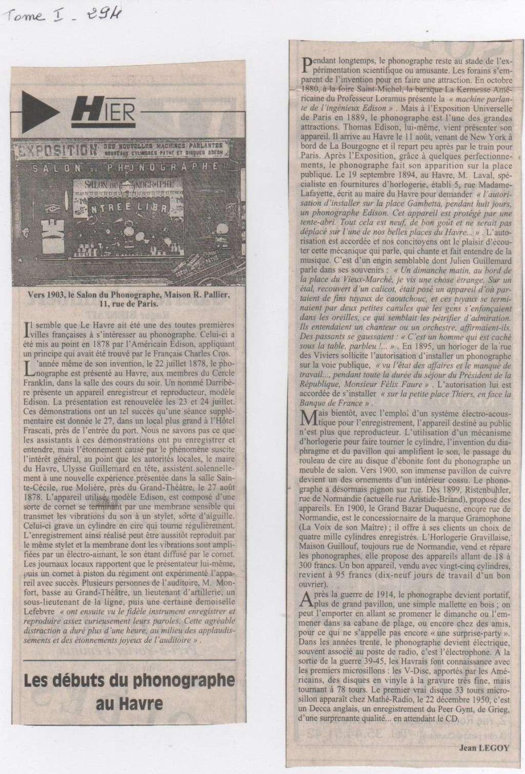 Hier, Le Havre par Jean LEGOY - Page 3 Le_pho10