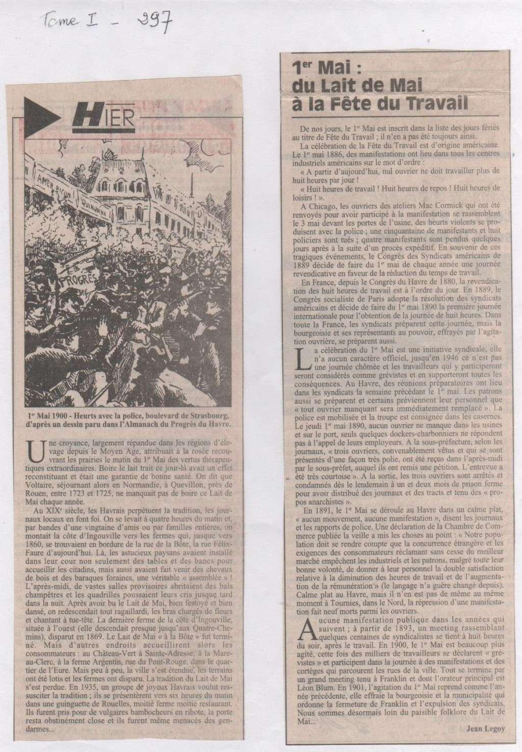 bléville - Hier, Le Havre par Jean LEGOY - Page 4 Le_pre10