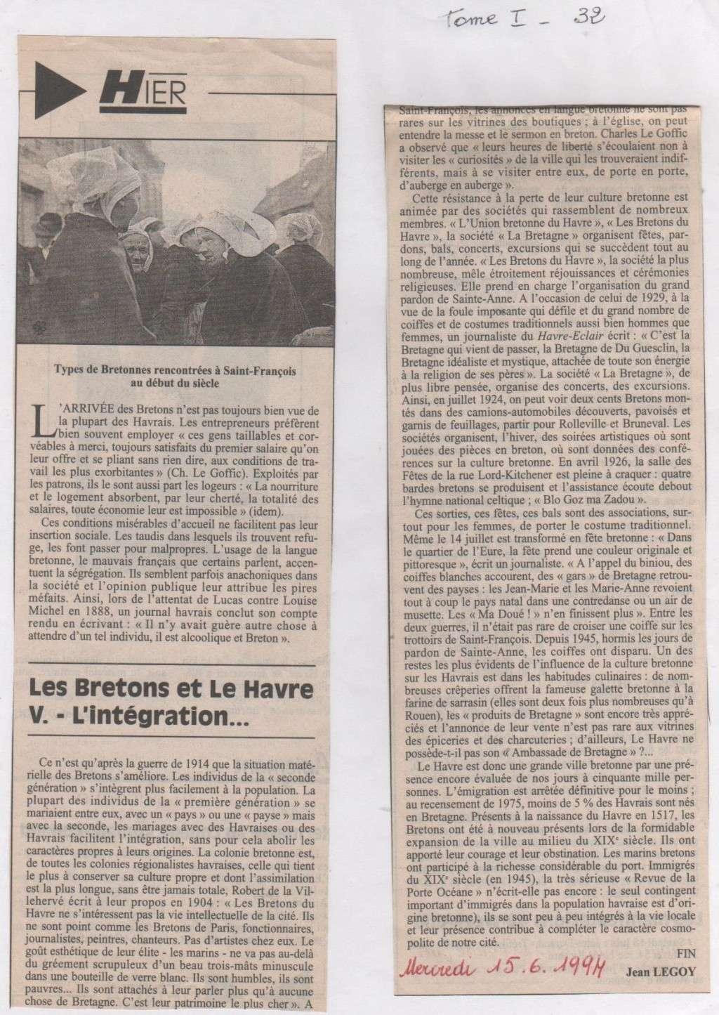 bléville - Hier, Le Havre par Jean LEGOY - Page 4 Les_br10