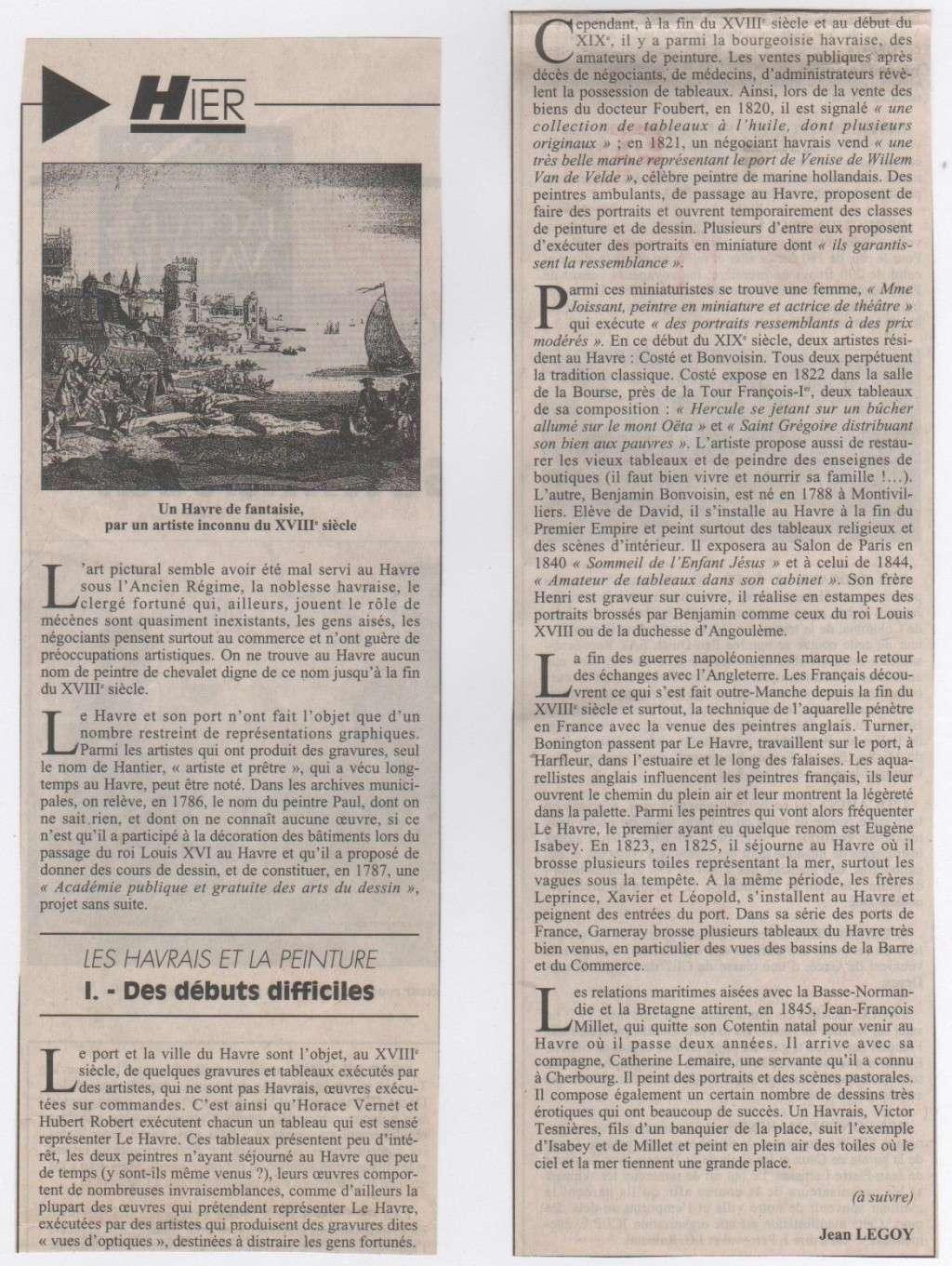 bléville - Hier, Le Havre par Jean LEGOY - Page 4 Les_ha15