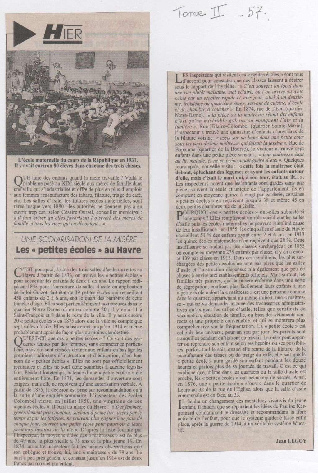 Hier, Le Havre par Jean LEGOY - Page 3 Les_pe11