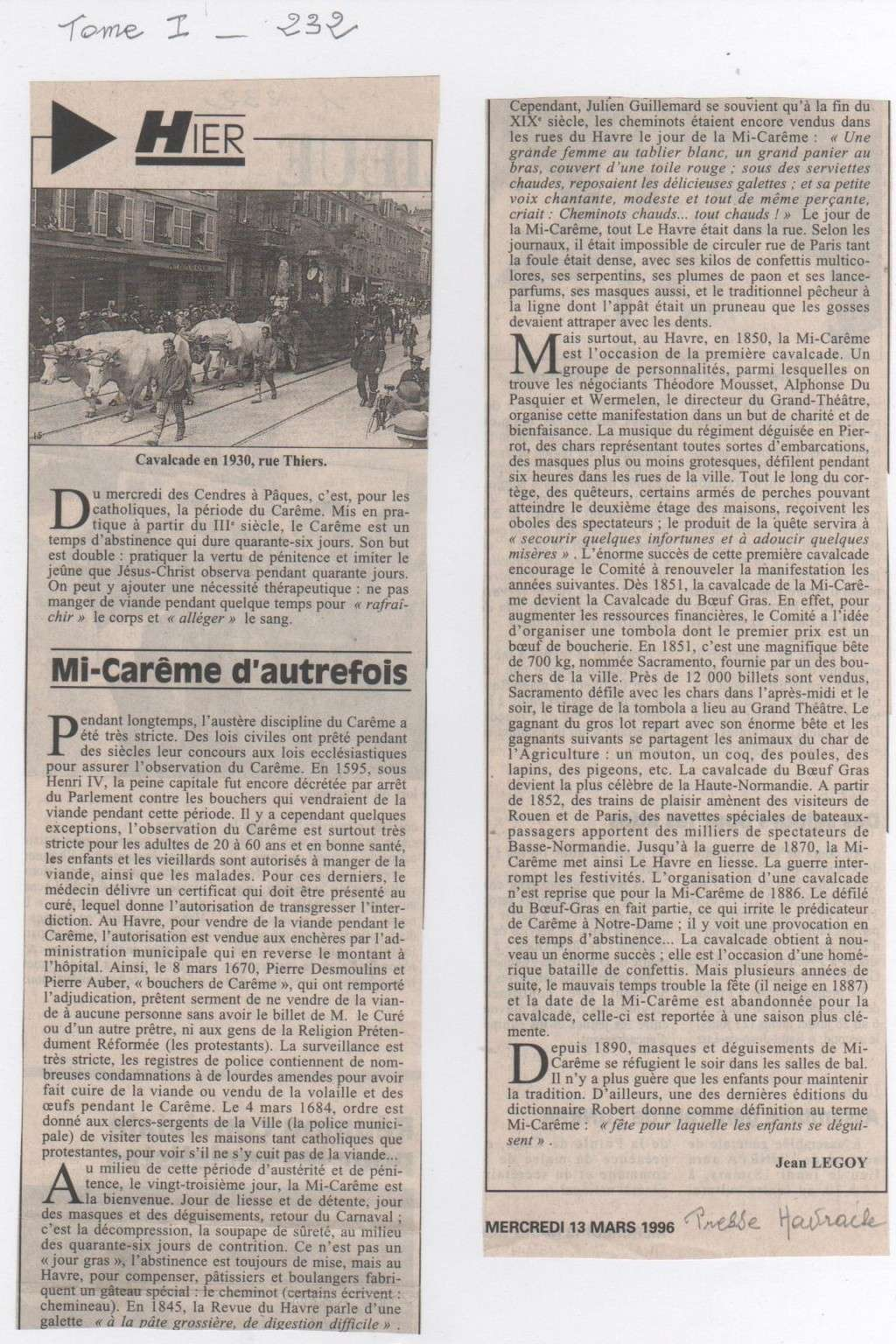 Hier, Le Havre par Jean LEGOY - Page 3 Mi_car11