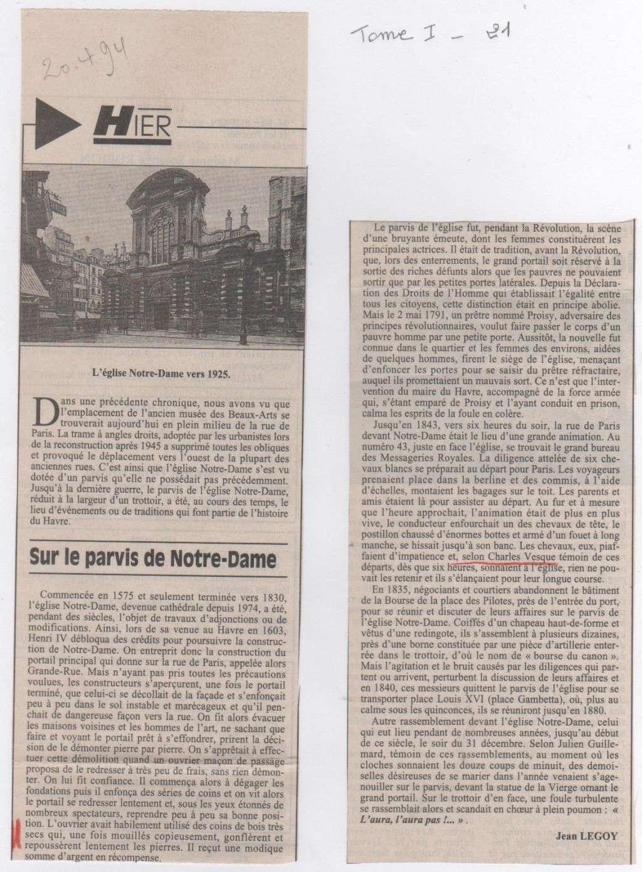 Hier, Le Havre par Jean LEGOY - Page 2 Notre-10