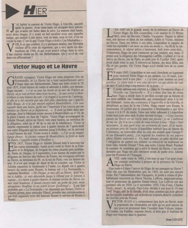 bléville - Hier, Le Havre par Jean LEGOY - Page 4 Victor10