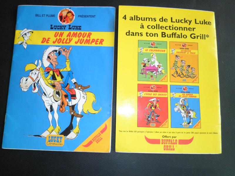Lucky Luke chez buffalo grill Buffal10