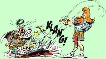 A.B.C des personnages Astérix - Page 3 Caesar10