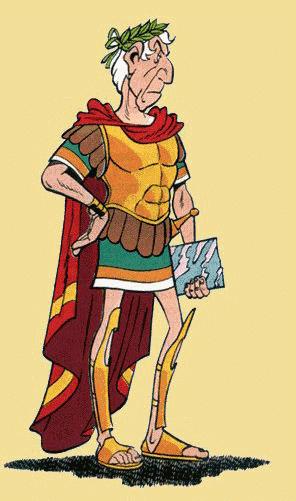 A.B.C des personnages Astérix - Page 2 Cesar10
